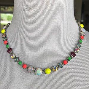 Jewelry - J Crew Bright Colored Necklace